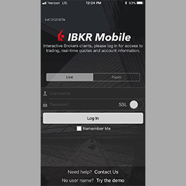 IBKR Mobile -Android©