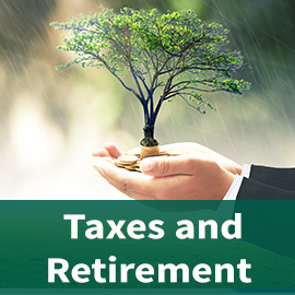 Taxes and Retirement